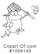 Frog Clipart #1094149 by Hit Toon