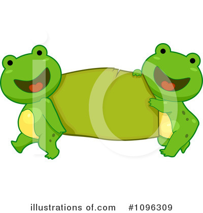 Frog Clipart #1096309 by BNP Design Studio
