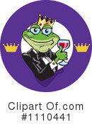 Frog Clipart #1110441