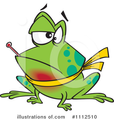 Sick Clipart #1112510 by toonaday