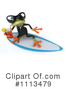 Frog Clipart #1113479 by Julos