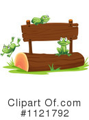 Frog Clipart #1121792 by Graphics RF