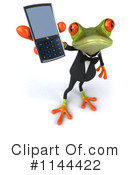 Royalty-Free (RF) frog Clipart Illustration #1144422