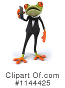 Frog Clipart #1144425 by Julos