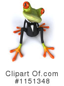 Royalty-Free (RF) frog Clipart Illustration #1151348