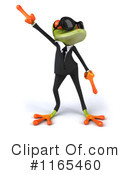 Royalty-Free (RF) frog Clipart Illustration #1165460