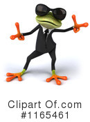Royalty-Free (RF) frog Clipart Illustration #1165461