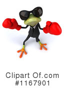 Royalty-Free (RF) frog Clipart Illustration #1167901