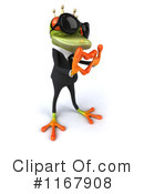 Royalty-Free (RF) frog Clipart Illustration #1167908