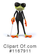 Royalty-Free (RF) frog Clipart Illustration #1167911