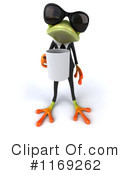 Royalty-Free (RF) frog Clipart Illustration #1169262