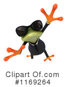 Royalty-Free (RF) frog Clipart Illustration #1169264