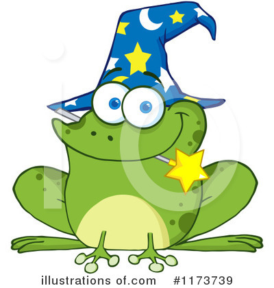 Wizard Clipart #1173739 by Hit Toon