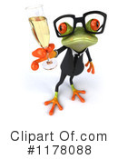 Royalty-Free (RF) frog Clipart Illustration #1178088
