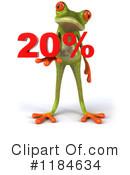 Frog Clipart #1184634 by Julos