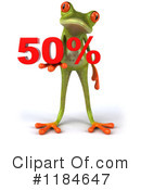 Frog Clipart #1184647 by Julos