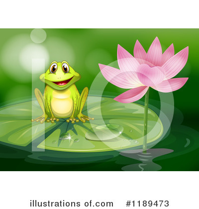 Water Lily Clipart #1189473 by Graphics RF