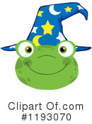 Royalty-Free (RF) Frog Clipart Illustration #1193070