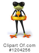 Frog Clipart #1204256 by Julos