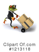Frog Clipart #1213118 by Julos