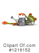 Frog Clipart #1216152 by Julos