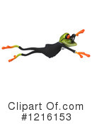 Frog Clipart #1216153 by Julos