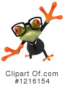 Frog Clipart #1216154 by Julos