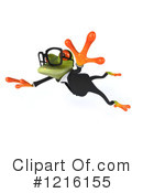 Frog Clipart #1216155 by Julos