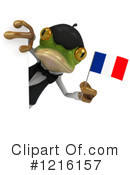 Frog Clipart #1216157 by Julos