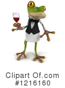 Frog Clipart #1216160 by Julos