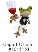 Frog Clipart #1216161 by Julos