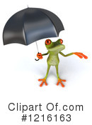 Frog Clipart #1216163 by Julos