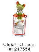Frog Clipart #1217554 by Julos