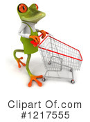 Frog Clipart #1217555 by Julos