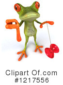 Frog Clipart #1217556 by Julos
