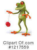 Frog Clipart #1217559 by Julos