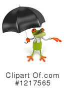 Frog Clipart #1217565 by Julos