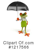 Frog Clipart #1217566 by Julos