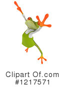 Frog Clipart #1217571 by Julos