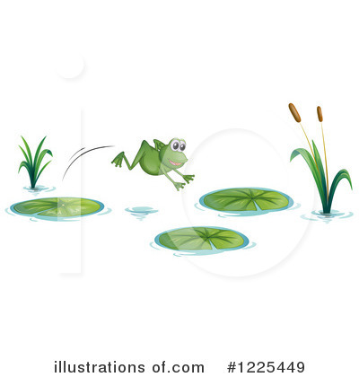 Pond Clipart #1225449 by Graphics RF