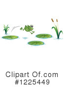 Frog Clipart #1225449 by Graphics RF