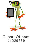 Frog Clipart #1229739 by Julos