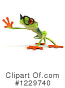 Frog Clipart #1229740