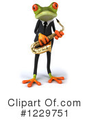 Frog Clipart #1229751