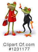 Frog Clipart #1231177 by Julos