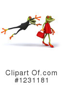 Frog Clipart #1231181 by Julos