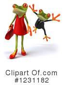 Frog Clipart #1231182 by Julos