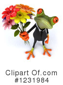 Frog Clipart #1231984 by Julos