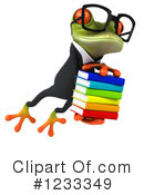 Frog Clipart #1233349 by Julos