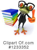 Frog Clipart #1233352 by Julos